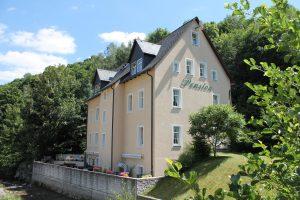 """Landhaus """"Am Frohnauer Hammer"""" Terrasse"""