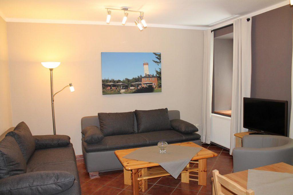 Appartement Pöhlberg Wohnbereich