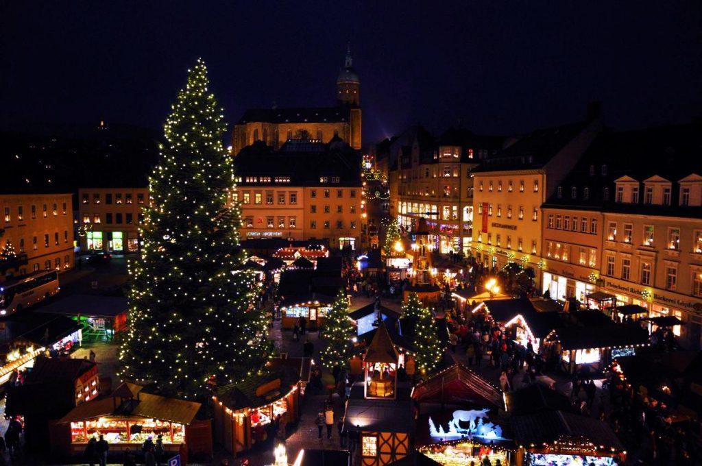 Annaberger Weihnachtsmarkt