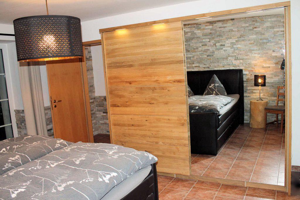 """Ferienwohnung """"Altstadt"""" - Schlafzimmer"""