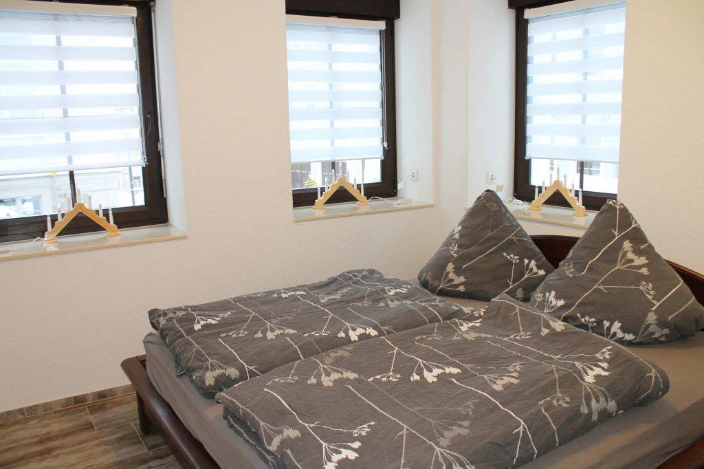 """Ferienwohnung """"Kleine Kirchgasse"""" - Schlafzimmer"""