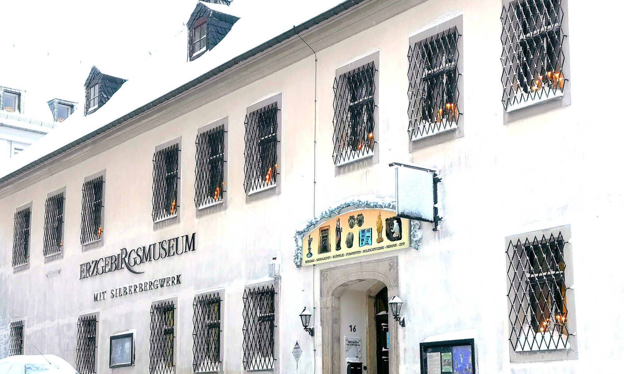 Impressionen Erzgebirgsmuseum