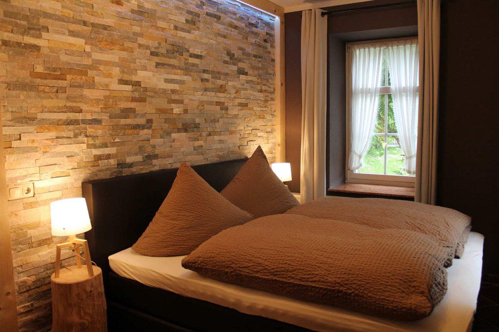 Appartement Bärenstein - Schlafzimmer