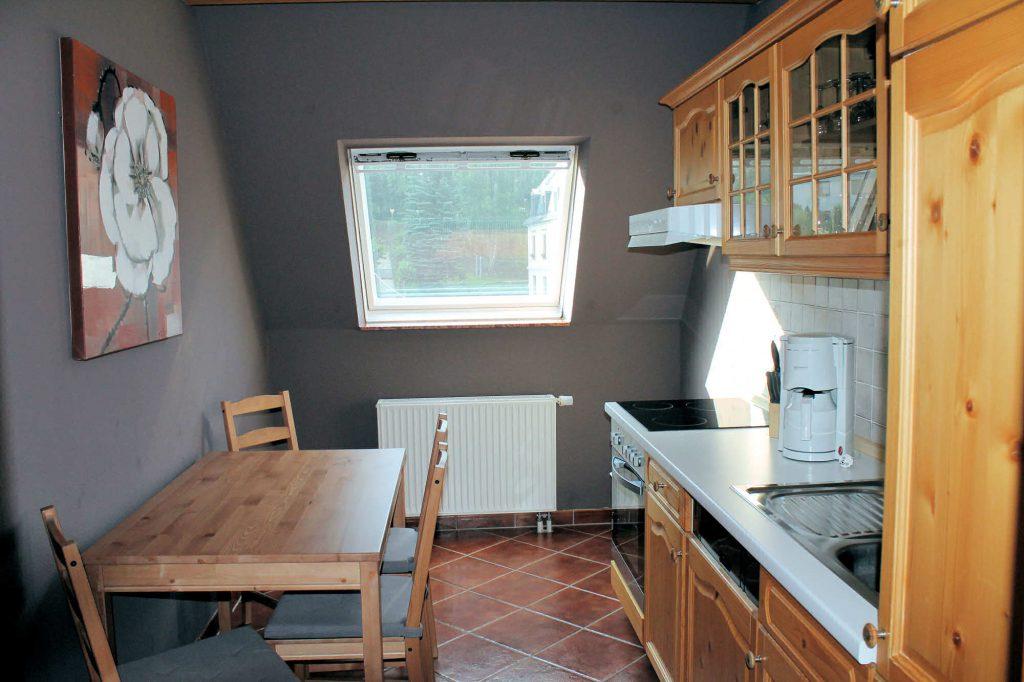Appartement Keilberg - separate Küche