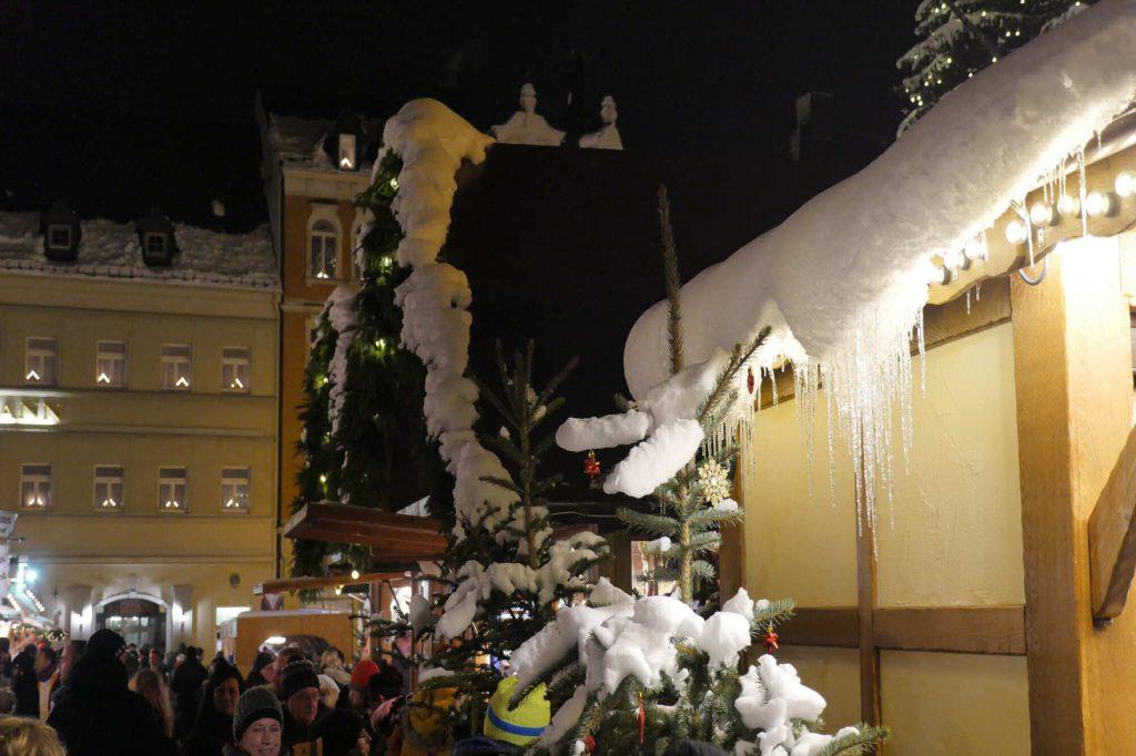 Impressionen Weihnachtsmarkt Annaberg
