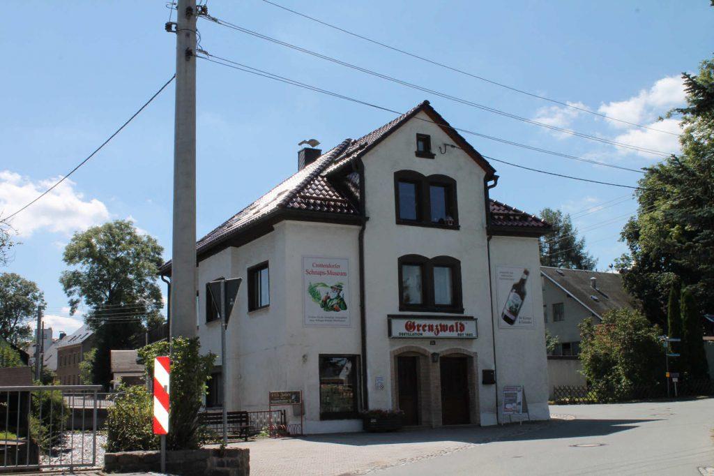 Impressionen Schnapsmuseum Grenzwald in Crottendorf