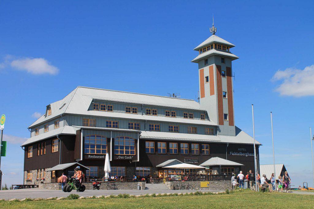 Impressionen am Fichtelberghaus