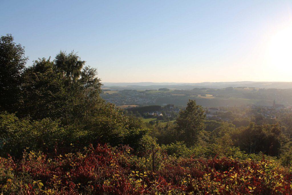 Impressionen Herbst am Pöhlberg